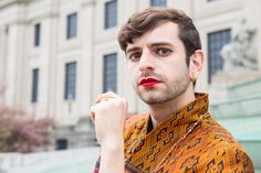 Jacob Tobia seeks gender empowerment in the professional world. When being visibly gender nonconforming raises eyebrows on the street, how can someone stay true to their identity in the workplace?