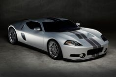 1024-HP Galpin Ford GTR1 Revealed at Pebble Beach