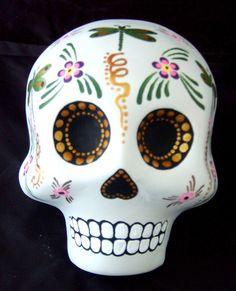 Large Sugar Skull