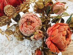 アンティーク・ローズフラワー - イギリスとフランスのアンティーク | バラと天使のアンティーク | Eglantyne(エグランティーヌ)
