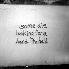 I don't want to be one, but I think this is the way my life is turning out. The Words, Sad Quotes, Love Quotes, Qoutes, Daily Quotes, Graffiti Quotes, Depression Quotes, Deep Thoughts, Feelings