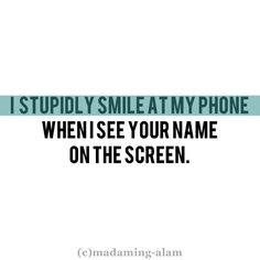 #smile #phone