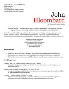 Psychological Associate Sample Resume Cv Resume Template  Google Search  Resume  Pinterest  Cv Resume .