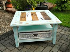 Couchtisch Table Shabby chic