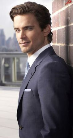 Matt Bomer. Currently my desktop wallpaper.