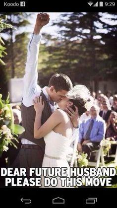 Top 10 Most Romantic Wedding Photo Ideas . Romantic Wedding Photos, Wedding Dresses Photos, Most Romantic, Wedding Pics, Romantic Ideas, To My Future Husband, Future Love, Future Boyfriend, Boyfriend Goals