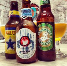 Episódio 80: Cervejas de Trigo além das Tradicionais - http://www.mestre-cervejeiro.com/cervejas-de-trigo-alem-das-tradicionais/ #cerveja #degustacao #beer #tasting