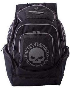 HD Skull Backpack BP1924S