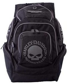 HD Skull Backpack BP1924S