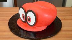 Cappy Cake – Super Mario Odyssey
