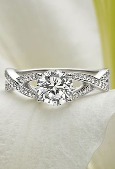 18K White Gold Amore Diamond Ring, wedding, gorgeous, bride, bling, engagement, bridal,