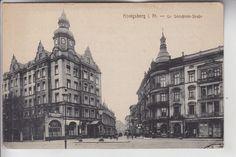 Königsberg Pr. Große Schloßteich Straße