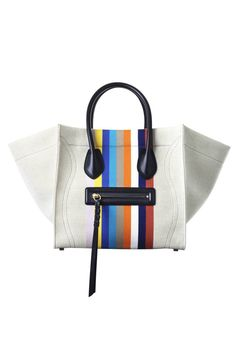 88b11b744e Shop the colorful pieces that will brighten up your winter wardrobe. Celine  Bag