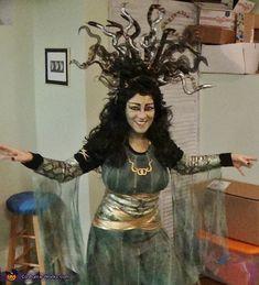 Medusa Queen - 2015 Halloween Costume Contest