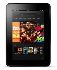 I ♥ my Kindle Fire HD