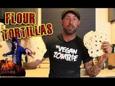 Tortilla Recipe | Easy Flour Tortilla - YouTube