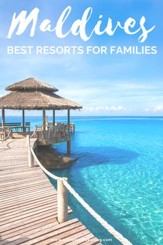 These are the tried and tested best family resorts in the Maldives. With kids clubs, marine life centres and countless watersports activities, these are the best islands and resorts for families in the Maldives. Maldives Family Resorts, Best Family Resorts, Maldives Resort, Maldives Travel, Maldives Trip, Italy Vacation, Vacation Spots, Best Island In Maldives, Hotels For Kids
