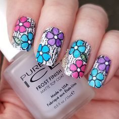 Image result for easter nail stamping plates