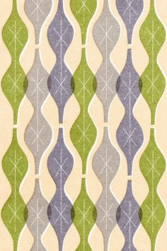 Pattern33 - Futoshi Nakanishi #pattern #retro #holiday