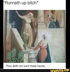 """15 Medieval Memes Straight From The Dark Ages - Funny memes that """"GET IT"""" and want you to too. Get the latest funniest memes and keep up what is going on in the meme-o-sphere. All Meme, New Memes, Dankest Memes, Stupid Funny, The Funny, Hilarious, Funny Stuff, Funny Things, Random Stuff"""