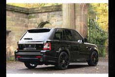 Range Rover Sport HSR by Revere of London