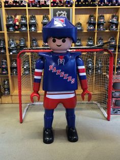 NHL Store in New York. #nhl #nyr #newyorkrangers #hockey #nyc #newyorkcity #manhattan #bigapple