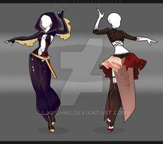[OPEN] Outfit Adopt 30/16 by larighne.deviantart.com on @DeviantArt