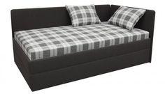 Hledáte postel do menší místnosti? Pokud potřebujte vybavit dětský pokojík nebo snad pokoj pro hosty, není lepší varianty než Optima postel. Svými proporcemi...