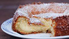 Tämä vaniljakakku syntyi virheen kautta. Sweet Recipes, Cake Recipes, Gooey Cake, G 1, English Food, Pastry Cake, Desert Recipes, Sans Gluten, Gluten Free