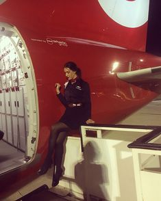"174 Likes, 7 Comments - | Selina (@selina_.__) on Instagram: ""✈️♥️ #cabincrew #cabincrewlife #flightattendant #aviation #flywithme #flightcrew #stewardess…"""