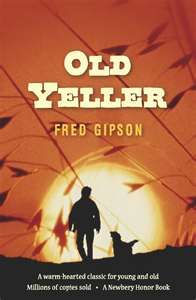 Old Yeller soon makes himself one of the family, and when danger threatens, he risks his life to save them. The combination of excellent writing and the sensitivity to human emotions places it on a shelf with the classics in juvenile literature. Old Yeller, Fiction And Nonfiction, Human Emotions, About Time Movie, Old Tv, Music Tv, Mellow Yellow, Love Reading, Book Lists