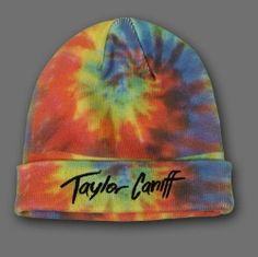 Taylor Tie Dye