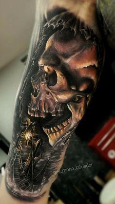 chalemagne-pr… Show the best men& hairstyles from Char .chalemagne-pr … Zeige die besten Herrenfrisuren von Charlemagne Premium männlich … – Tattoo Muster www.chalemagne-pr … Show the best men& hairstyles from Charlemagne Premium male … - Mens Body Tattoos, Skull Sleeve Tattoos, M Tattoos, Bild Tattoos, Badass Tattoos, Body Art Tattoos, Tattoos For Guys, Cool Tattoos, Tattoo Henna