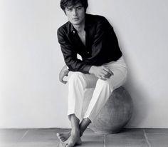 Alain Delon for Dior