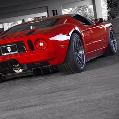 This Ford GT is awesome!