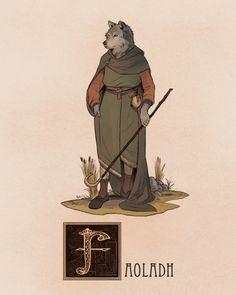 adze vampire. name: faoladh, conroicht area of origin: ireland the faoladh is a non- adze vampire y