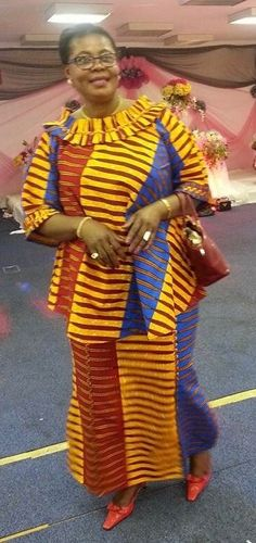 FROM DRC African Attire, African Wear, African Dress, African Clothes, Culture Clothing, African Culture, Africa Fashion, African Fabric, Ankara Styles