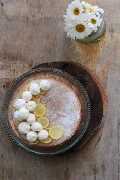 Ricetta - Torta panna e limone | iFood