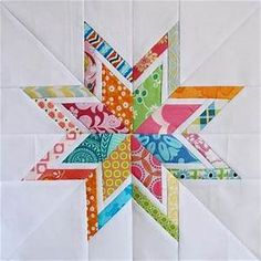 10 FREE Scrap-Busting Quilt Block Tutorials - Quilting ...