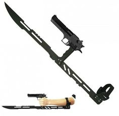 weapon i want for the zombie apocalypse !