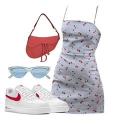 Swag Outfits For Girls, Cute Comfy Outfits, Teen Fashion Outfits, Edgy Outfits, Mode Outfits, Retro Outfits, Look Fashion, Summer Outfits, Womens Fashion