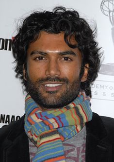 Sendhil Ramamurthy  (from Heroes)- I think he would make a lovely Doctor and he already has the scarf ;)
