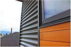 Resultado de imagen de horizontal corrugated cladding