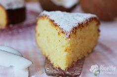 Ricetta della torta al cocco Bimby