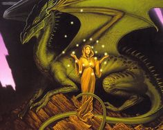 Michael Whelan's Art.