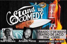Show Stand Up Comedy en Jacó!!http://www.desktopcostarica.com/eventos/2014/show-stand-comedy-en-jaco