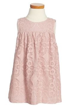 Burberry 'Karine' Floral Lace Dress (Toddler Girls) available at #Nordstrom