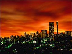 """Johannesburg, the """"city of gold"""" in South Africa offers more tourist attractions than anyone can imagine. Here are the best things to do in Johannesburg. Oh The Places You'll Go, Places To Travel, Monte Kilimanjaro, Johannesburg Skyline, Johannesburg Africa, Johannesburg Airport, Africa Destinations, Travel Destinations, Garden Route"""