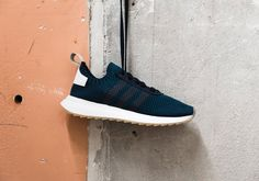 adidas' Latest Delivery Of The Flashback Primeknit Is In Casual Sneakers, Adidas Sneakers, New Fashion Trends, Dope Fashion, Womens Luggage, Adidas Originals, Bag Accessories, Sock, Women's Shoes