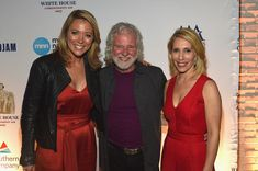 Dana Bash Photos - (L-R) CNN Newsroom Anchor Brooke Baldwin, Rolling Stones pianist and musical director Chuck Leavell and CNN journalist Dana Bash Businessman Kevin O'Leary attend the White House Correspondents' Jam at The Hamilton on April 28, 2017 in Washington, DC. - White House Correspondents' Jam Baldwin Beach, Dana Bash, Brooke Baldwin, Kevin O'leary, Female News Anchors, White House Correspondents, Charlize Theron, Photo L, Rolling Stones